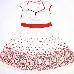 Disney Dress Shop Mary Poppins Women's Dress